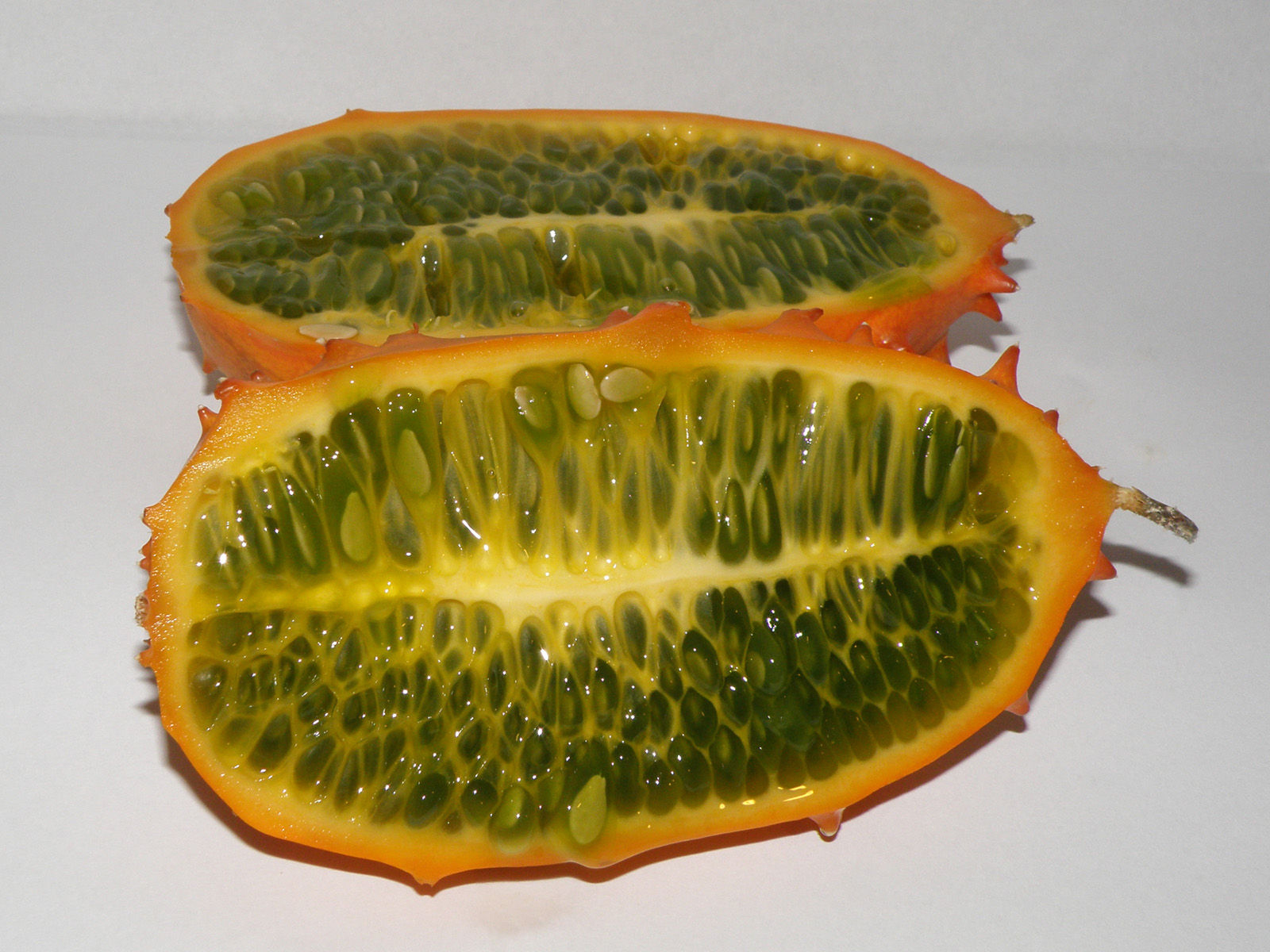 Half-cut-Horned-melon