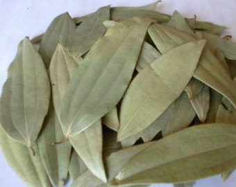Indian-Bay-Leaf--Indisches-Lorbeerblatt