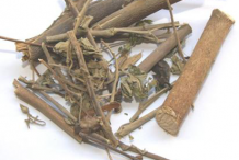 Dried-plant-parts-of-Indian-Mallow