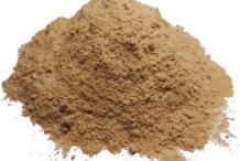 Indian-Mallow-plant-powder