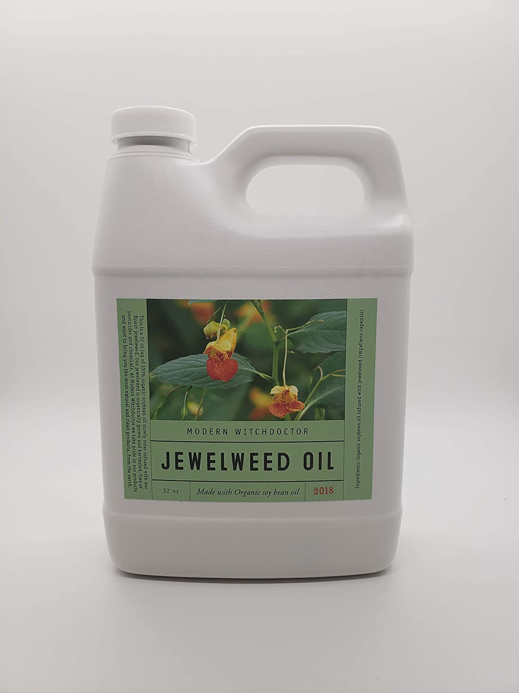Jewelweed-oil