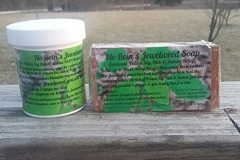 Jewelweed-Salve-and-soap