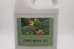 Jewelweed-oil