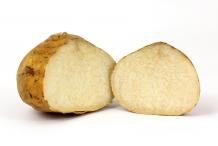 Half-cut-Jicama