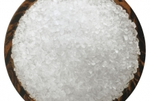 Bowl of Kosher salt