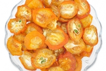 Kumquats-dried