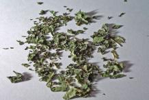 Dried-Leaves-of-Lemon-Balm