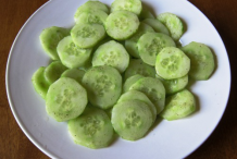 Lemon-Cucumber-salad