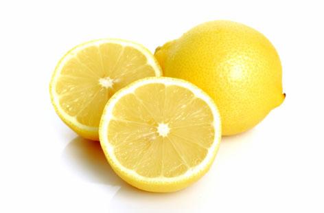 Lemon-cut