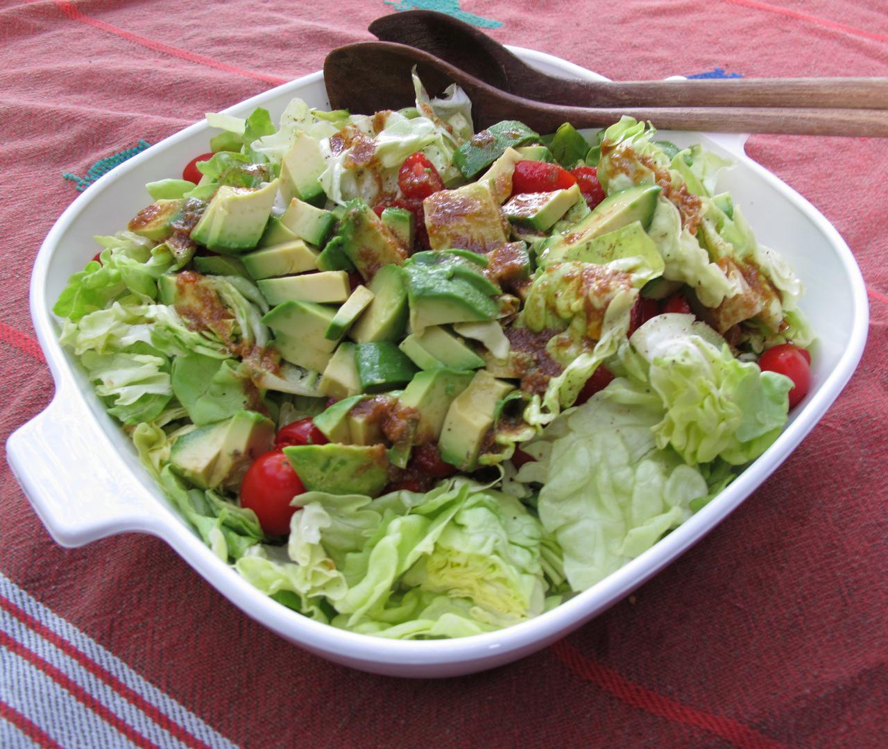 Lettuce-salad
