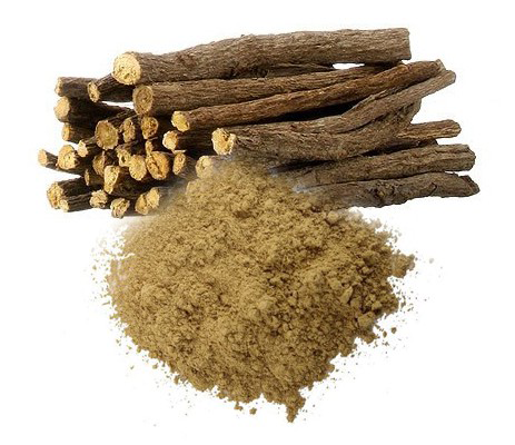 What is licorice powder