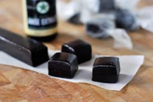 Licorice-Caramels