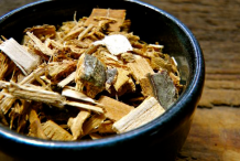 Dried-Linden-bark