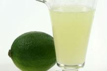Lime-juice