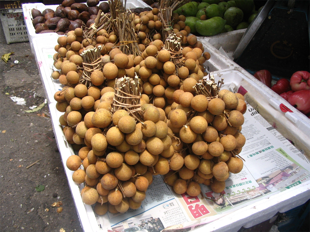 Longan-Fruit-sold-in-Market