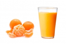 Mandarin-orange-juice