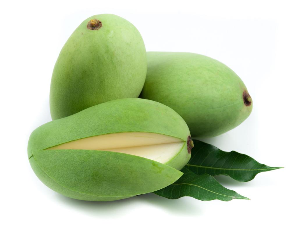 Unripe-Mangoes