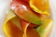 Mango-peel