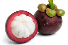 Half-cut-Mangosteen