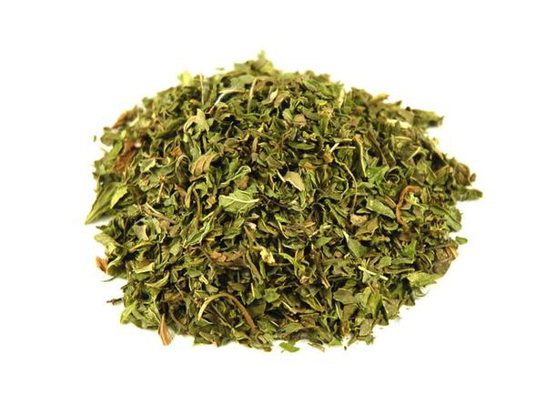 Dried-Mint-leaves