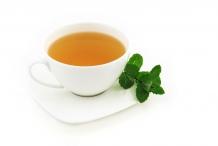 Mint-tea