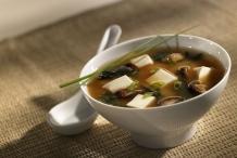 Tofu-miso-soup