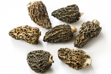 Dried-Morel-mushroom