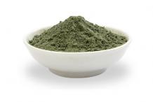Mugwort-powder