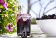 Mulberry-jam