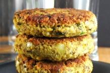 Sprouted-Mung-Bean-Veggie-Burger