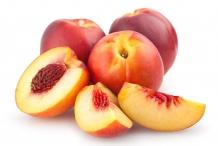 Half-cut-Nectarine