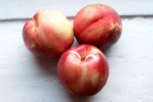 Nectarine-fruit