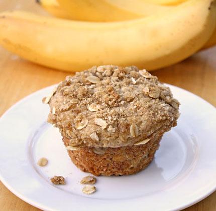 Oat-bran-muffins