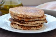 Oat-bran-pancakes
