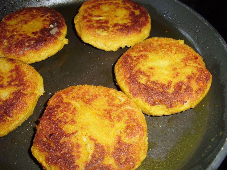 Okara-burgers