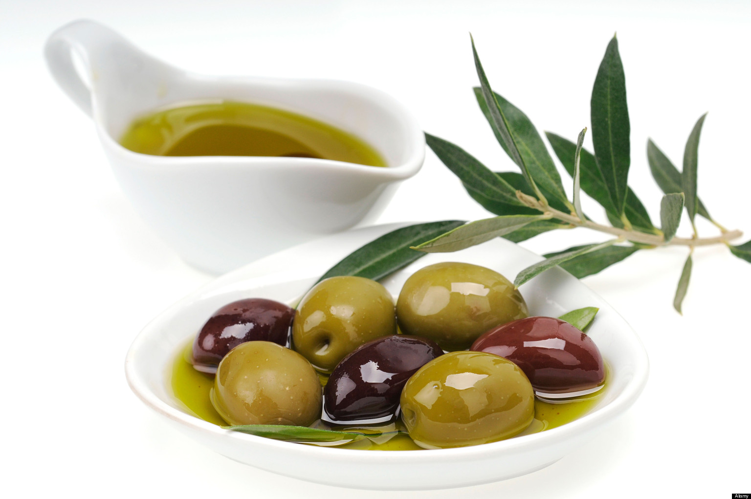 Olive oil-Olive Pulp