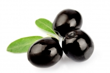 Black-olive-fruit