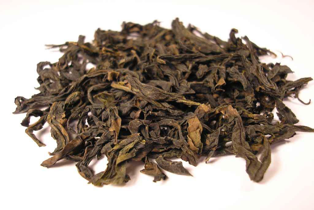 Oolong-leaves-dried-Brown Tea