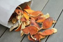 Dried-Orange-peel