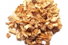 Orange-peel-dried