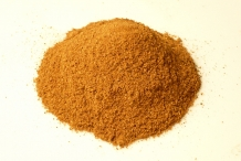 Orange-peel-powder