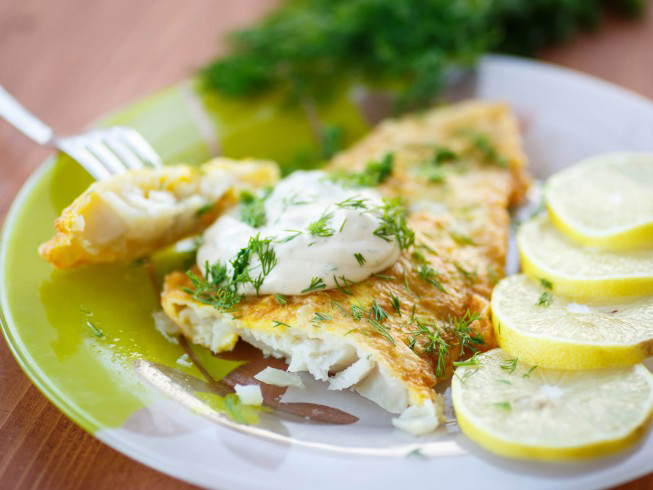 Oven-fried-Orange-Roughy
