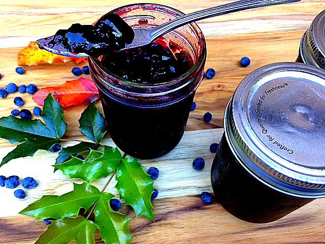 Oregon-grape-jelly