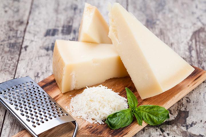 Parmesan cheese 5