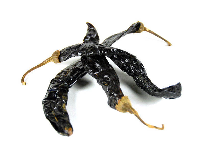 Pasilla-pepper-dried