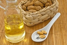 Peanut-oil-burský oříšek