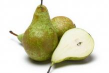 Half-cut-Pear-fruit