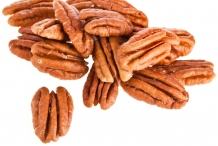 Flesh-of-Pecan-nuts