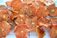 Dried-Persimmon