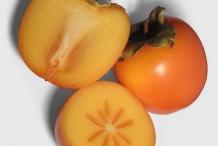 Half-cut-Persimmon